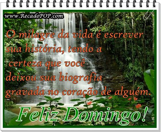 Domingo Tá Acabando Imagem 8: Mensagens De Domingo Para Facebook