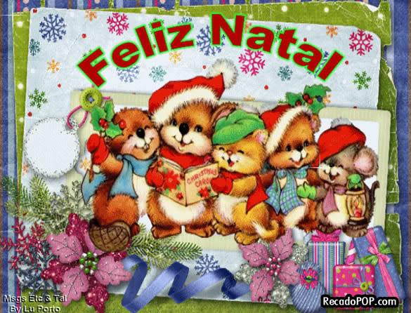Veja mais mensagens de Natal