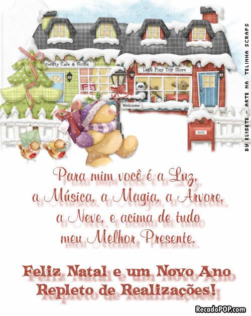Mensagens De Natal E Ano Novo Para Facebook