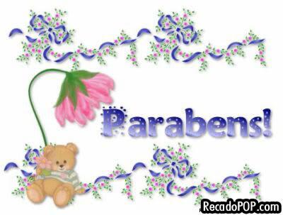 Parabéns Mensagens e Imagens para Facebook