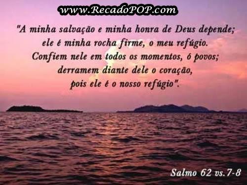 Mensagens De Salmos Para Facebook